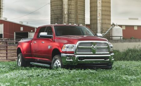 DO (ALL OF) THE TWIST: Ram Snatches Truck Torque Crown with 865-lb-ft Cummins Diesel for 2015