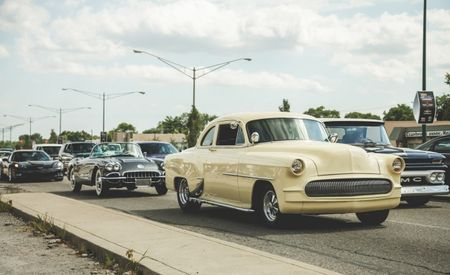 2014 Woodward Dream Cruise: The Pebble Beach Concours d'Elegance's All-American Foil [w/Mega-Gallery!]