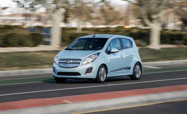 Manly Deeds? Chevrolet Spark EV to Go On Sale in Maryland
