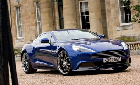 Aston Martin Rapide S, Vanquish Get ZF Eight-speed Automatic; Both Cars Get Faster, More Efficient