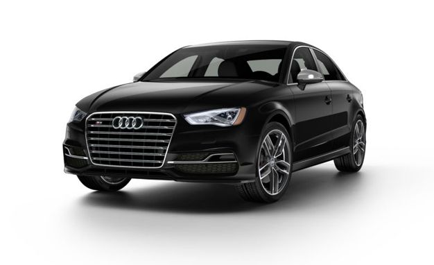 How We'd Spec It, Small Executive Express–Style: 2015 Audi S3 Sedan