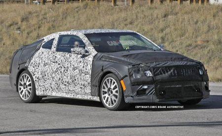 Killer Vs: 2015 Cadillac ATS-V Headed to L.A. Auto Show, 2016 Cadillac CTS-V Follows Hot on its Heels at Detroit
