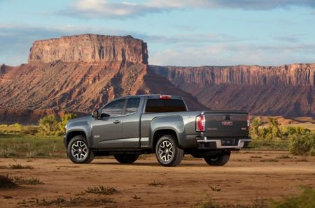 Grand(er) Canyon: 2015 GMC Canyon Priced, Starts from $21,880