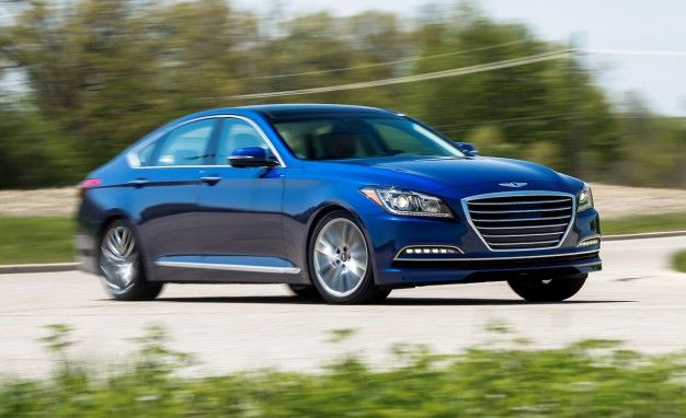 Tau-Tau for Now: Twin-Turbo V-6 Could Replace V-8 in Genesis Sedan