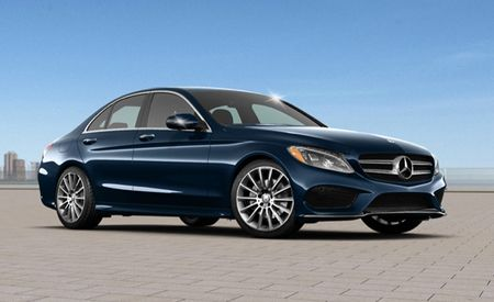 How We'd Spec It: The Pebble Beach–iest 2015 Mercedes-Benz C-class