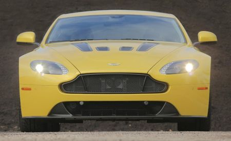 Vanishing Astons? Current DB9, Vantage Fail to Meet Airbag Regs; U.S. Models in Jeopardy