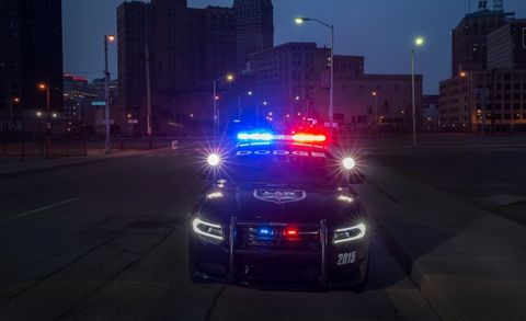 2015 Dodge Charger Pursuit Police Car Unveiled News Car And Driver
