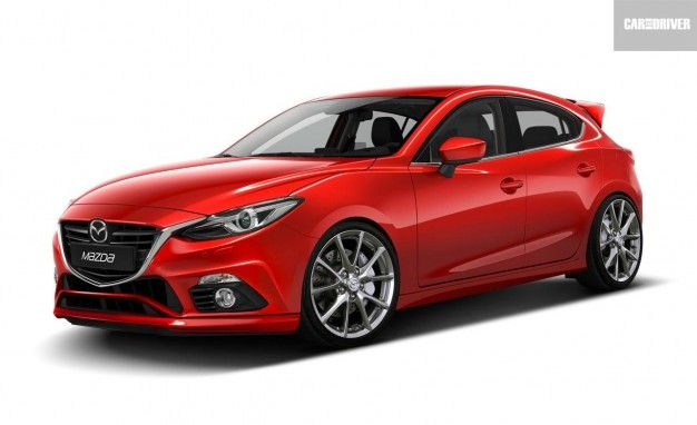 Footloose and Fancy Three: Mazda 3 Refresh, Mazdaspeed 3 Coming for 2017