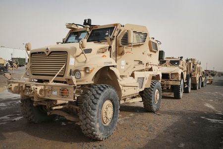 Trickle-Down Armor: Feds Donate MRAPs to Local Police Departments