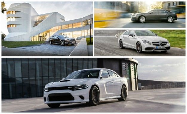 Power Rankings: The 7 (or So) Most Powerful Sedans Sold in America