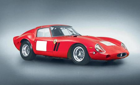 Pirelli Makes a Tire for a Classic Ferrari You Can't Afford and May Never See