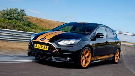 Euro-Types Can Rent a Focus ST-H; We Can't Because Your Friends Can't Drive a Manual