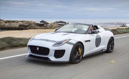 Jaguar, You're Projecting: F-type Project 7 U.S.-Spec Pricing Released at Pebble Beach