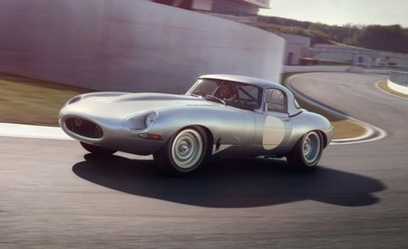 Al-u-min-i-um: Jaguar to Show New/Old Lightweight E-types at Pebble