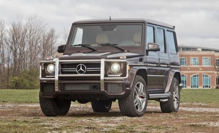 G-Tastic: 12-Cylinder Mercedes-Benz G65 AMG Coming to U.S. in 2016!