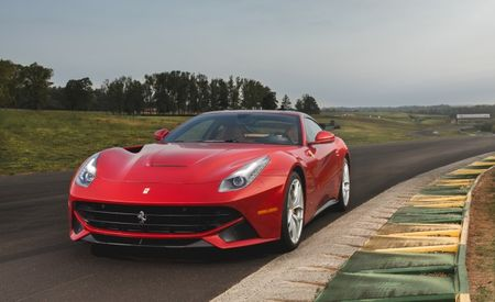 Ferrari to Celebrate 60 Years in U.S. with $3.2-Million Limited-Edition Model