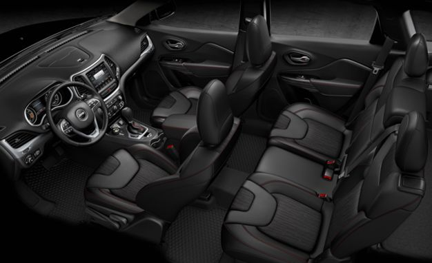 Charming View Photos 2014 Jeep Cherokee Trailhawk V 6 Interior Nice Look
