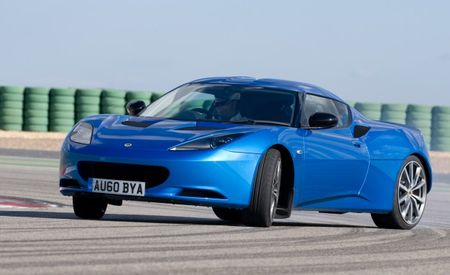 Going, Going . . . Lotus to Drop Evora From U.S. Market