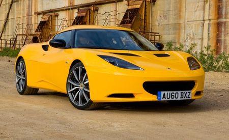 Lotus Responds: U.S.-Market Evora Still Dead for 2015—But Not 2016