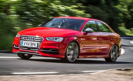 Start Sending E-Mails NOW: Audi USA Mulling Bringing Six-Speed-Manual S3