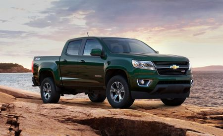 How We'd Spec It: The Rocky-Mountain-Highest 2015 Chevrolet Colorado