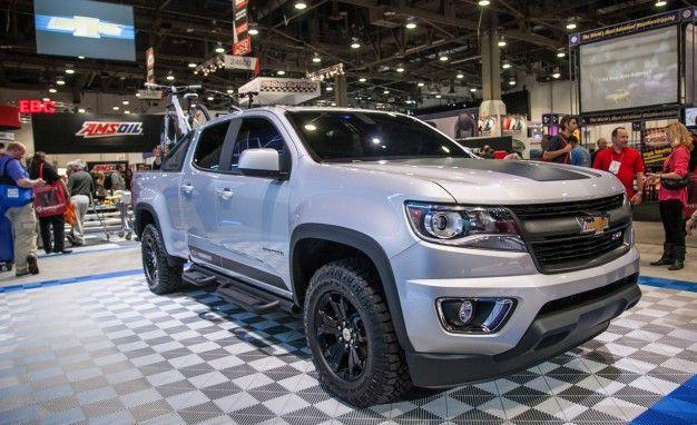 Chevrolet Colorado Sport Concept Debuts at Texas State Fair – News ...