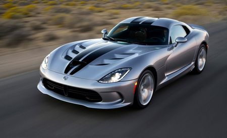 Dodge Viper 2015 Updates: New GT and TA 2.0 Models, Ceramic Blue Special Edition, Two Zany Colors