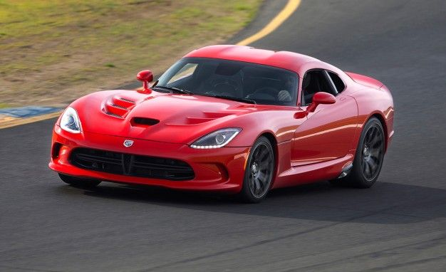 Dodge Viper SRT MSRP Cut By $15,000, Sales Already Looking Up U2013 News U2013 Car  And Driver