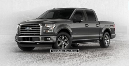 How We'd Spec It: The Oh-So-Aluminum 2015 Ford F-150 Pickup