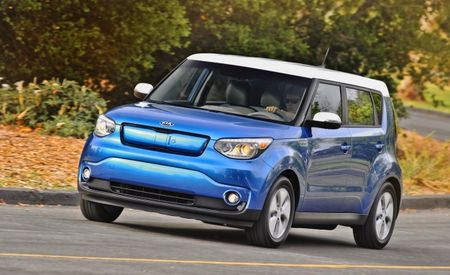 Soul Glow: Kia Soul EV Priced, Sits Mid-Pack Among Current Crop of Small Electrics