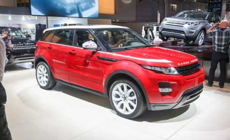 Union Jack–Inspired Land Rover Evoque SW1 Edition Revealed