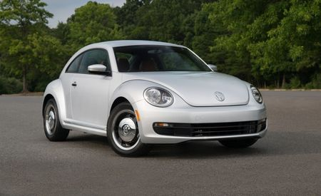Retro, Timidly: VW's New 2015 Beetle Classic Is Cheapest Model, Gets Neat Wheels and Seats