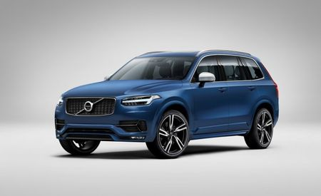 R-Designed: 2016 Volvo XC90 Gets the Sporty R-Design Treatment, Still Isn't On Sale Yet