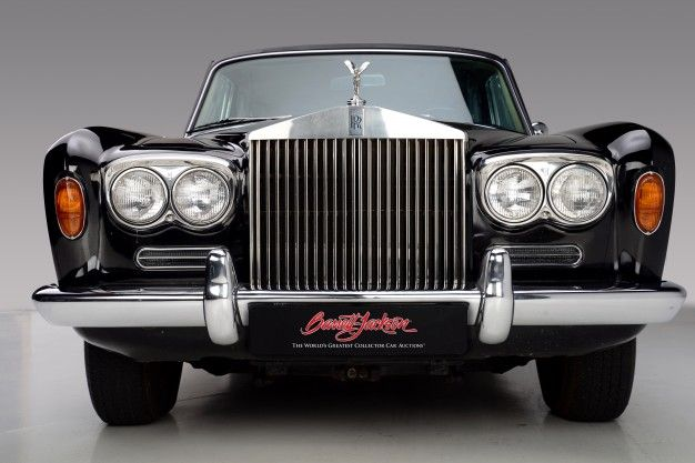 Stand—and Ride—in The Man in Black's Shadow: Johnny Cash's 1970 Rolls-Royce Headed to Auction