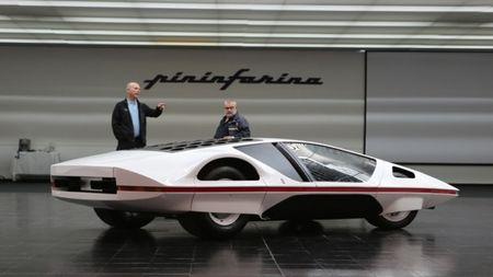 Mind-Blowing 1970 Ferrari Modulo Concept Bought from Pininfarina by Jim Glickenhaus