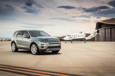 Land Rover Crosses the Final Frontier with Competition to Send Someone to Space