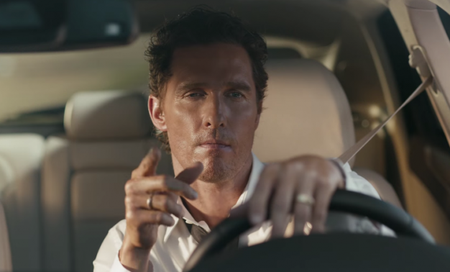 McConaughey Ho Let's Go: Watch Matthew McConaughey's First Two Commercials for Lincoln
