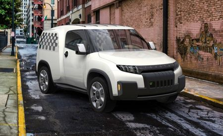 Toyota U2 Concept: The Jeep/Delivery Truck/Cargo Van Toyota Must Build Now