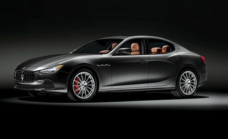 Limited-Edition Centennial Maserati Ghibli Makes this Year's Neiman Marcus Christmas Book