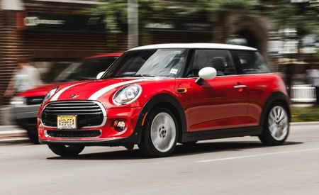 Minimize That: 2014 Mini Cooper/Cooper S Smacked for Overstating Fuel Economy