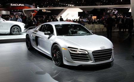 Limited-Edition Audi R8 Competition Is the Fastest, Most-Powerful Audi Ever Built