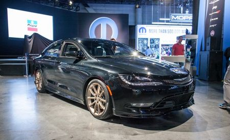 Chrysler Gives 2015 200S a Much-Needed Mopar Upgrade for SEMA