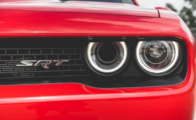 The Ford GT and Challenger Hellcat Prove Every Car Should Have Holes in Its Lights
