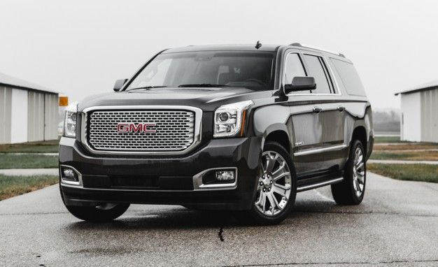 The Wheels on Our Long-Term 2015 GMC Yukon XL Denali Are Heavy—*Really* Heavy