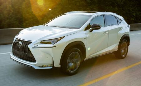 Lexus Releases Pricing for All NX Models