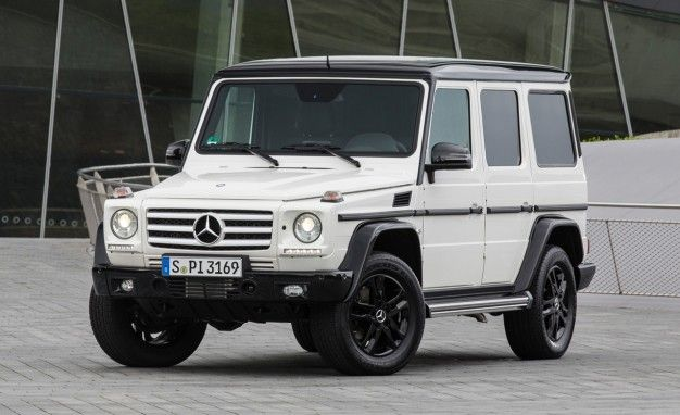 Nuthin' But a G Thang: G-Wagen Commemorates 35 Years with Special Edition