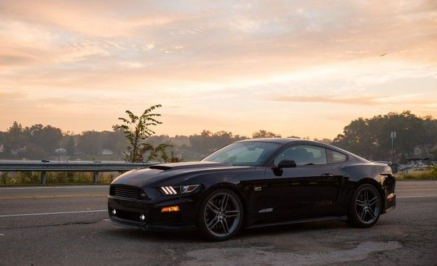 2015 ford roush rs mustangs unveiled in v 6 ecoboost and gt