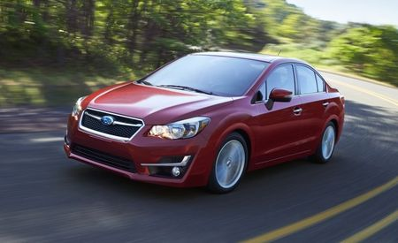 Drezzed to Imprezz: 2015 Subaru Impreza Priced, Still Cheapest Way to Standard AWD