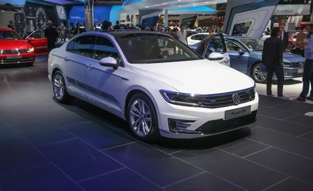 Europe's Sporty Passat GTE Plug-In Hybrid Looks Good . . . on Paper