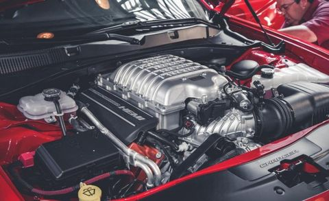 2015 Dodge Charger Priced—Yes, Including the 707-hp, 204-mph Hellcat